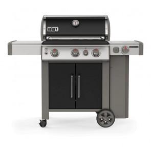 Weber Barbecue a Gas GPL Genesis II EP-335 GBS con 3 Bruciatori + Bruciatore e Ripiano Laterale