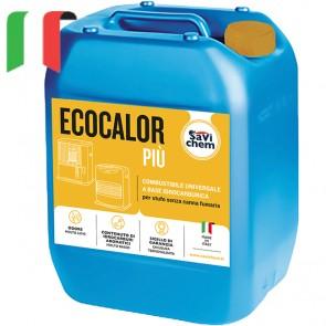 Combustibile Idrocarburico Liquido Savichem Ecocalor PIU' 18 litri TAPPO GIALLO