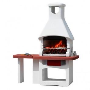 Barbecue in Muratura Carbonella e Legno BBQ SUNDAY GRANADA