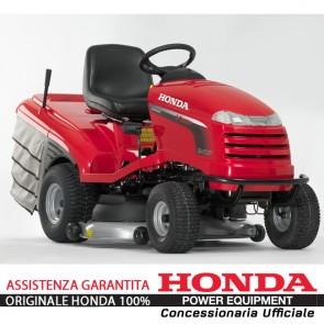 Trattorino rasaerba HONDA HF 2417 HM E Taglio cm 102 Cesto raccolta 300 lt 530 cc