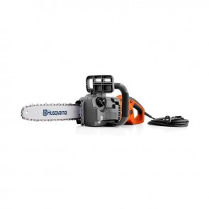 """Motosega Elettrica Professionale HUSQVARNA 420EL-16 da 2.000W con barra 16"""" Carpenteria ed Artigianato"""