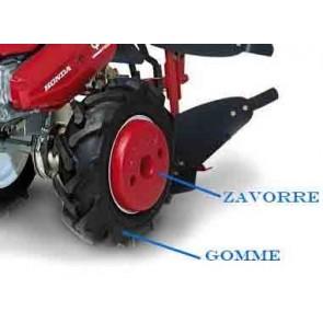 Coppia di Zavorre Honda CM48105000 per Ruote 16x5,50x8 10.5 KG