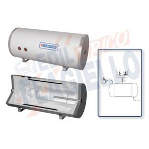 Cordivari Bollitore Polywarm Interka WB da 80 a 300 con Scambiatore ad Intercapedine per produzione di Acqua Calda Sanitaria a Coibentazione Rigida