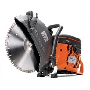 Mototroncatrice HUSQVARNA K 760 Cilindrata 73.5 disco 350 mm