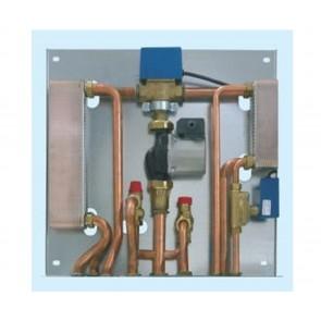 Kit B per caminetto o termostufa con caldaia a gas senza produzione acqua sanitaria
