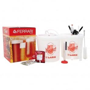 Kit Birra Artigianale COOPERS LUSSO 2 secchi da 33 litri