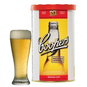 Malto per Birra Artigianale Coopers Mexican 1,7kg 23 litri