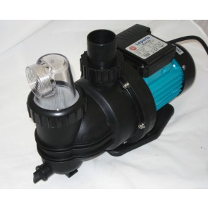 Elettropompa autodescante Leporis RELAX 450 M per piscina 0,6kw HP0,45 Monofase