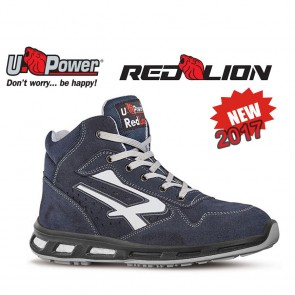 Scarpe Antinfortunistica UPOWER Red Lion MOVING S1P SRC dal 38 al 48