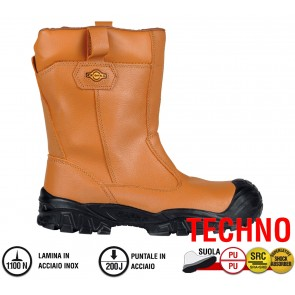 Scarpa da Lavoro Antinfortunistica Cofra NEW TOWER UK S3 SRC Taglie 39 - 48
