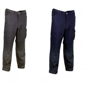 Pantalone Lavoro Antifortunistica Cofra NewCastle