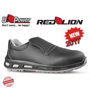 Scarpe Antinfortunistica Basse UPOWER Red Lion NOIR S2 SRC dal 35 al 46