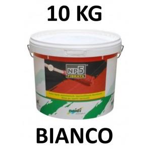 Guaina Liquida Colorata NP5 10kg Bianca