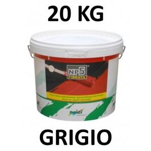 Guaina Liquida Colorata NP5 20Kg Grigia