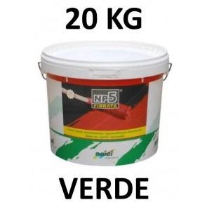 Guaina Liquida Colorata NP5 20Kg Verde