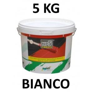 Guaina Liquida Colorata NP5 5kg Bianca