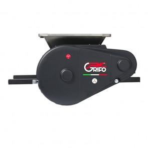 Pigiafrutta Piccola Inox a Motore GRIFO PIPMO Tramoggia Inox 43x36cm 1HP