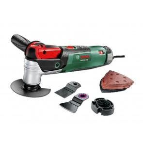 Bosch Utensile multifunzione PMF 250 CES potenza 250 Watt Peso 1,3 kg