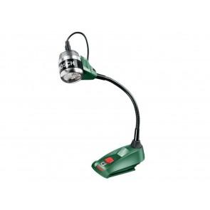 Torcia a batteria Bosch PML LI 270 lm senza batteria e caricabatteria)