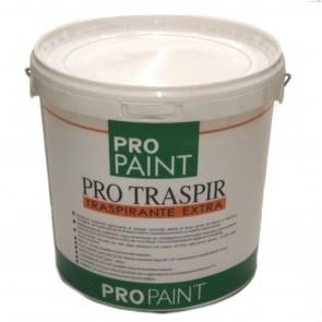 Idropittura Traspirante Extra ProPaint PRO TRASPIR Lt 13