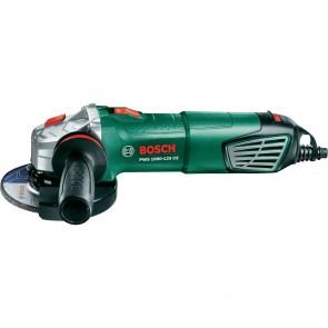 Bosch Smerigliatrici angolari PWS 1000-125 CE potenza 500 W Peso 2,1 kg