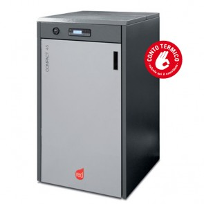 Caldaie a Pellet RED 365 COMPACT DA 18 kW A 45 kW