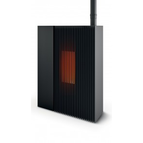Stufa ad Aria Canalizzata MCZ REFLEX COMFORT AIR 8 UP M1 7,8kW Maestro Rivestimento Metallo
