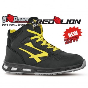 Scarpe Antinfortunistica UPOWER Red Lion SHOT S3 SRC dal 38 al 48