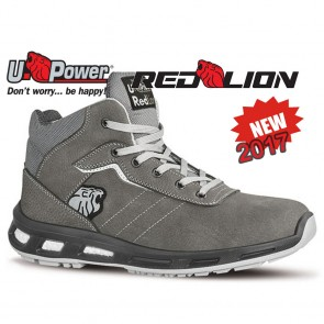 Scarpe Antinfortunistica UPOWER Red Lion BOX S3 SRC dal 38 al 48