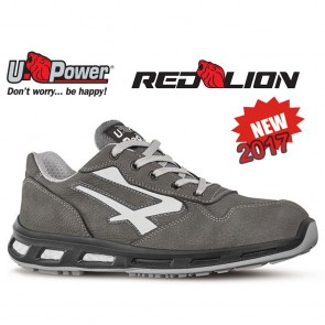Scarpe Antinfortunistica UPOWER Red Lion KICK S3 SRC dal 35 al 48
