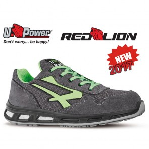 Scarpe Antinfortunistica UPOWER Red Lion POINT S1P SRC dal 38 al 48 red lion