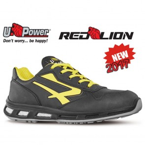 Scarpe Antinfortunistica UPOWER Red Lion BOLT S3 SRC dal 38 al 48