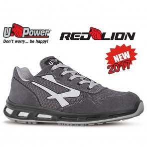 Scarpe Antinfortunistica UPOWER Red Lion PUSH S1P SRC dal 35 al 48 red lion