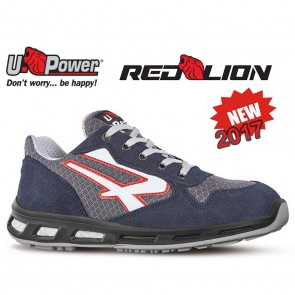 Scarpe Antinfortunistica UPOWER Red Lion ACTIVE S1P SRC dal 38 al 48