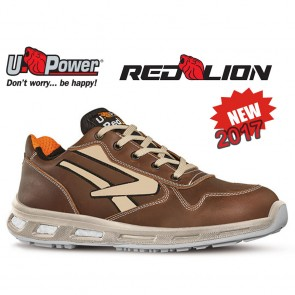 Scarpe Antinfortunistica UPOWER Red Lion SPYKE S3 SRC dal 35 al 48