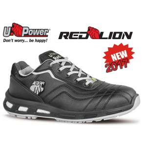 Scarpe Antinfortunistica UPOWER Red Lion SHOW S1P SRC ESD dal 38 al 48