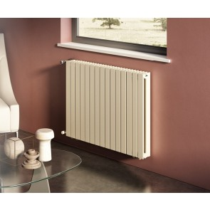 CORDIVARI RADIATORE ROSY MAX ALT. 390 MM - 2000 MM / LARG. 274 MM - 1786 MM / INTERASSE 350 MM - 1960 MM / ELEM. 5 - 32 IN VARI COLORI