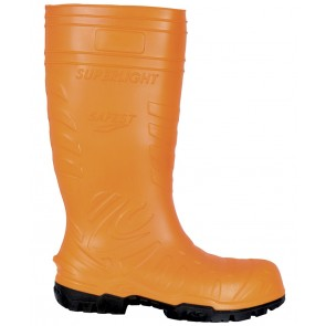 Scarpa da Lavoro Antinfortunistica Cofra SAFEST ORANGE S5 CI SRC taglie 38 - 48