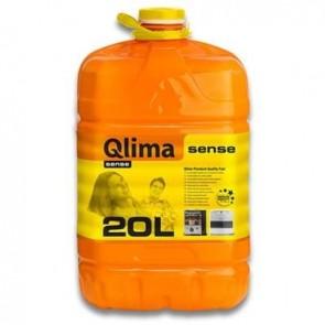 Combustibile Liquido Qlima SENSE 20 litri per Stufe Zibro Kamin Savichem Petrolio