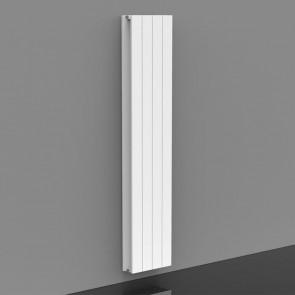 Radiatore Calorifero Da Interno Colore Bianco In Alluminio Termosifone RIDEA PLISSET Altezza 1826mm Interasse 1800mm