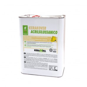 Vernice Protettiva KERAKOLL Consolidante Idrorepellente Colore Neutro KERAKOVER ACRILSILOSSANICO 5lt