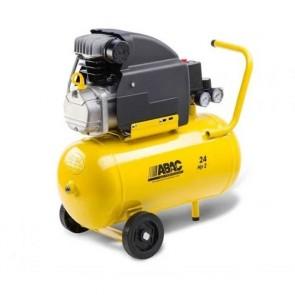 Compressore Aria 24 lt Abac Pole Position B20 Baseline 190 l/min