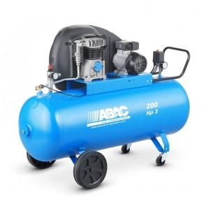 Compressore Aria ABAC Line A29B 200 lt 3Hp 320 l/min