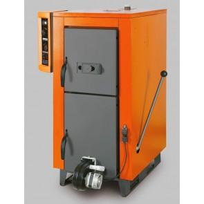 Caldaia da Garage a Legna Fiamma Libera Thermorossi SIRIO S 36 da 48 kW