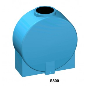 Serbatoio da esterno polietilene stoccaggio acqua SNELLO Rototec litri 750