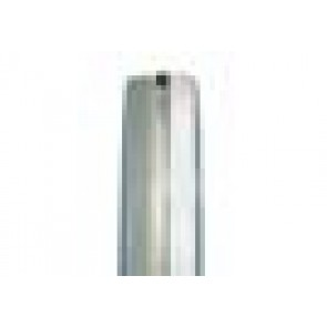 Stadia portalivello in acciaio inox e cannuccia H 1900mm per Contenitore Cordivari Vinolio Cantina 2500Lt