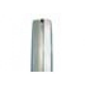 Stadia portalivello in acciaio inox e cannuccia H 2150mm per Contenitore Cordivari Vinolio Cantina 2000/5000Lt