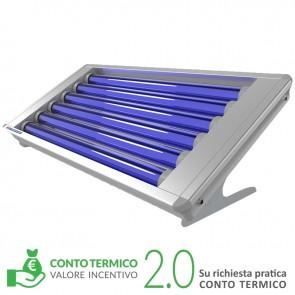 Cordivari Pannello Solare STRATOS 4S 120 e 180 sistema termico compatto alta efficienza