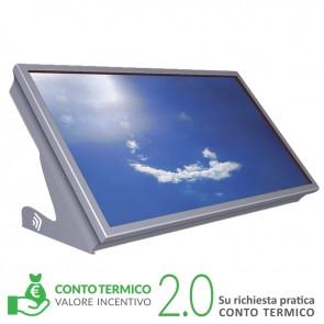 Cordivari Pannello Solare STRATOS DR 100-150-200 Sistema Termico Compatto Riscaldamento Diretto