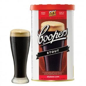 Malto per Birra Artigianale Coopers STOUT 1,7kg 23 litri